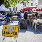 St Gervais market