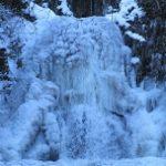 frozen Cascade.